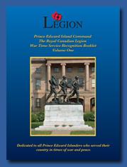 War Time Service Recognition Booklet Volume Four