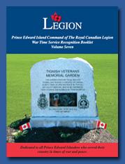 War Time Service Recognition Booklet Volume Seven